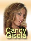 candy gisela hispanic mexican glamour model and tv star