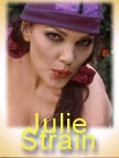 penthouse pet of the year and playboy tv hostess julie strain